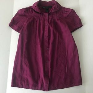 Marc Jacobs Purple Shirt
